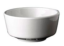 Schale Float, 15 cm, rund, weiss, uni