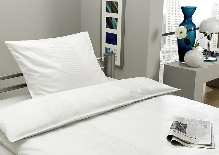 Bettwäsche für Hotels