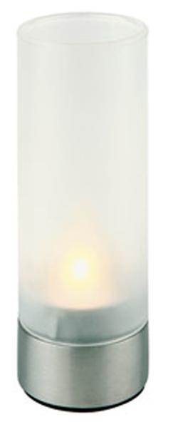 Windlicht, 2er Set, D: 5 cm, H: 15 cm