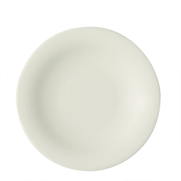 Bauscher, Raffinesse - Teller flach rund 26, creme, uni, 25,8 cm