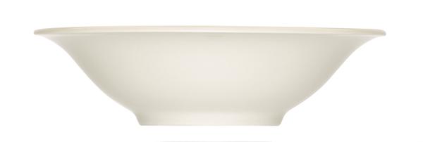 Bauscher, Raffinesse - Teller tief rund 24, creme, uni, 23,9 cm/ 0,64 ltr.