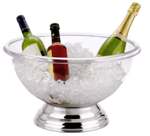 Champagnerkübel 15 ltr., innen D: 39,5 cm, H: 25,5 cm