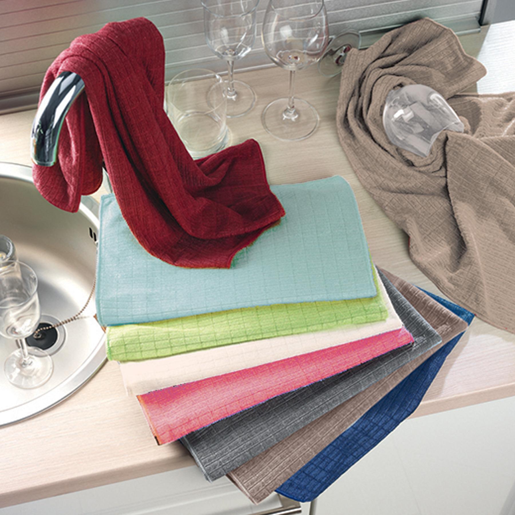 Küchentuch | Gläserpoliertuch - Küchenwäsche - Gastronomie - Hotel ...