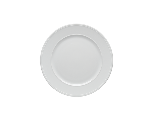Bauscher, Come4Table - Teller flach Fahne, weiss, uni, 32 cm