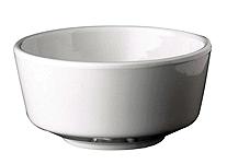 Schale Float, 13 cm, rund, weiss, uni