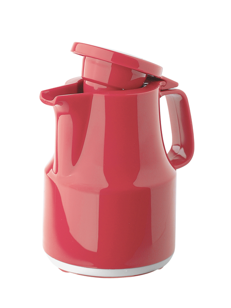 Isolierkanne Helios Thermoboy, Inhalt: 0,3 ltr., Farbe: rot