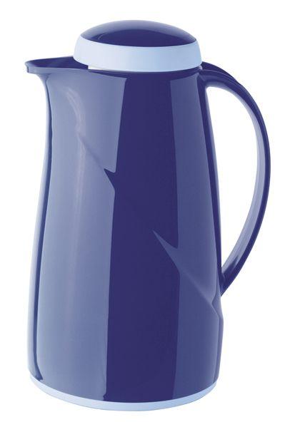 Isolierkanne Helios Wave S+ , Inhalt: 1,0 ltr., Farbe: dunkelblau