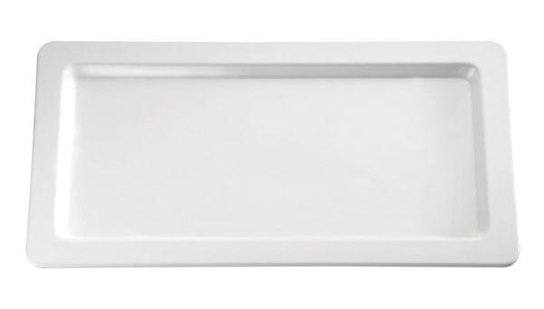 Tablett Apart, 53 x 32,5 cm :GN 1/1, weiss, uni