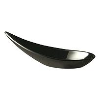 Party-, Fingerfood- Löffel 11 x 4,5 cm, uni, weiss