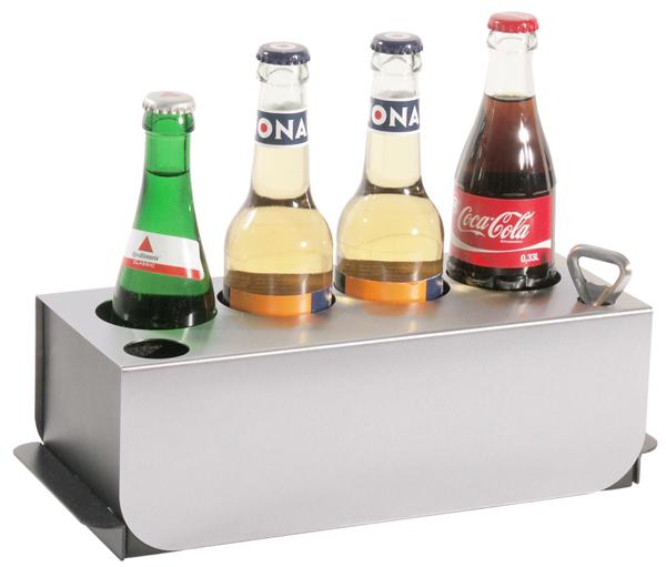 Konferenz-Flaschenkühler, Länge: 33 cm, Breite: 12,5 cm,Höhe: 10 cm