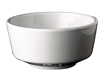 Schale Float, 20,5 cm, rund, weiss, uni